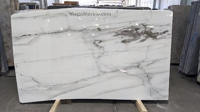 Calacatta Lincoln Marble Slab 3cm