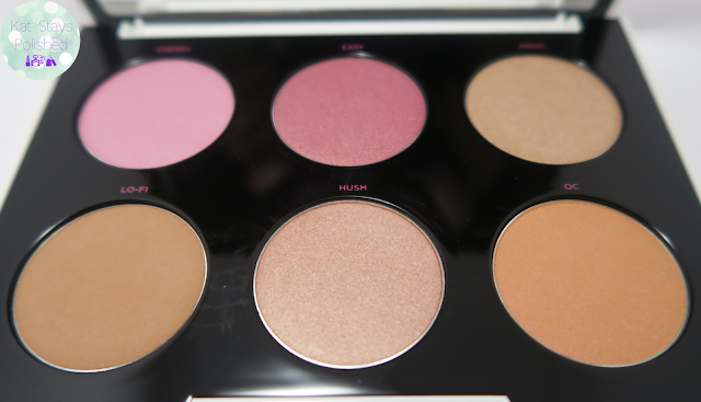 UD x Gwen Blush Palette | Kat Stays Polished