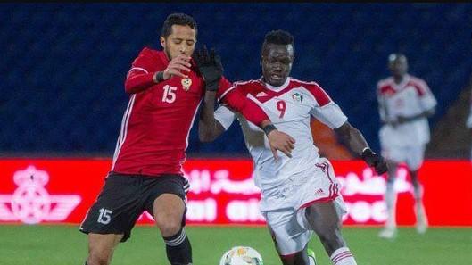 مباراة ليبا و السودان كأس العرب