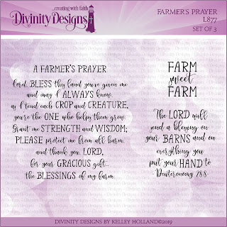 Divinity Designs LLC Farmer's Prayer