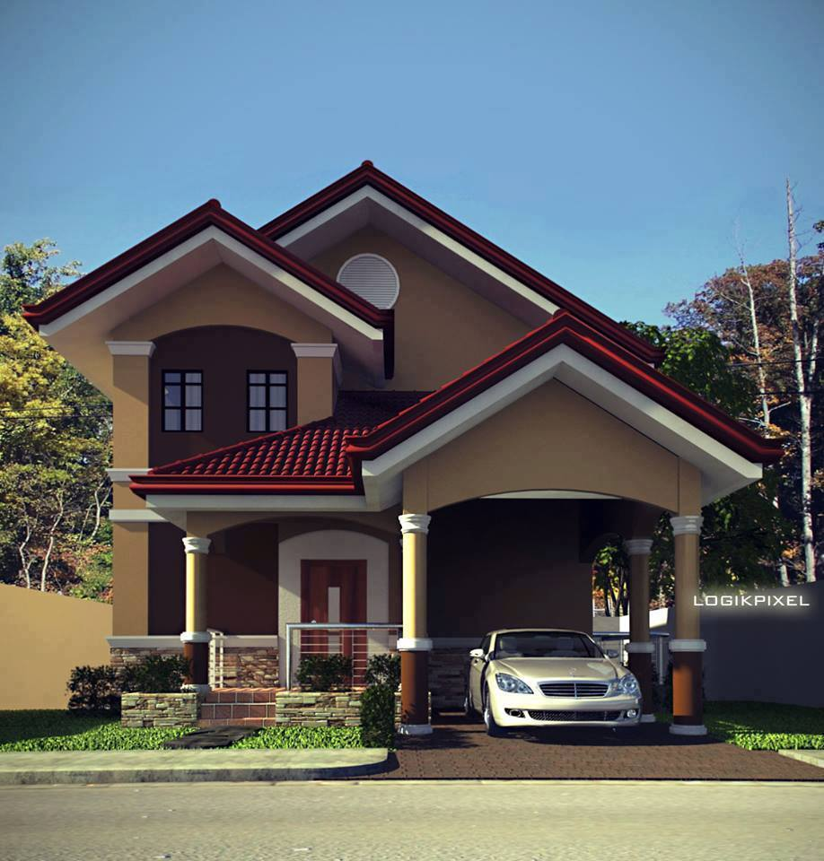 50 House Designs For Filipino Families