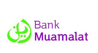 Lowongan Kerja Terbaru Teller PT Bank Muamalat Indonesia Tbk Minimal SMA SMK D3 Bulan Februari 2020