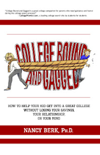 College Bound And Gagged: Funny Helpful Book for Parents of Teens
