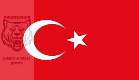 Türk kanalları iptv m3u free