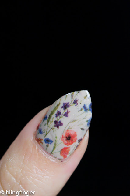 Nicole Diary Water Decals