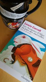 Aux pays des merveilles de Lewis Carroll