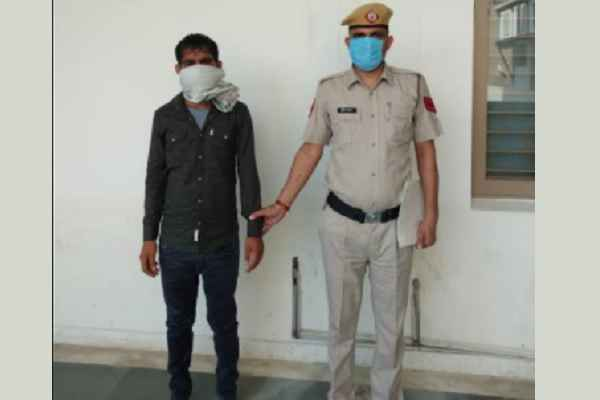 faridabad-crime-branch-nit-arrested-motorcycle-news