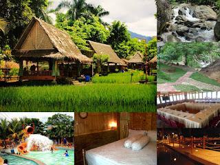Kampung Turis Kawasan Wisata Terpadu Di Karawang