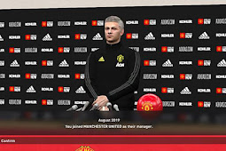Man United Press Room & Manager Suit 2020 - PES 2017