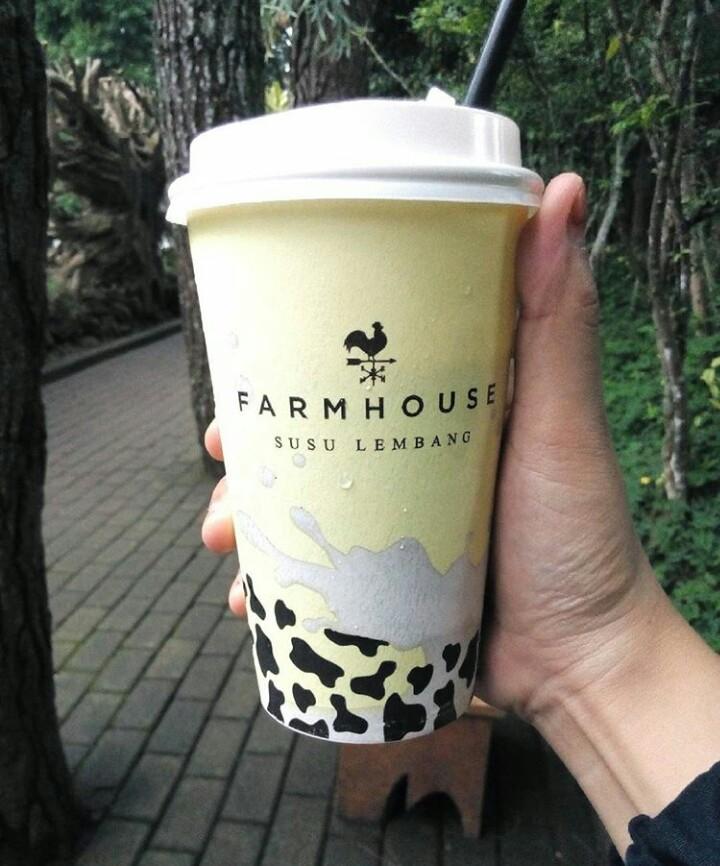 Harga Tiket Masuk Dan Foto Farm House Susu Lembang Bandung