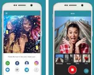 Aplikasi pembuat video Story WA