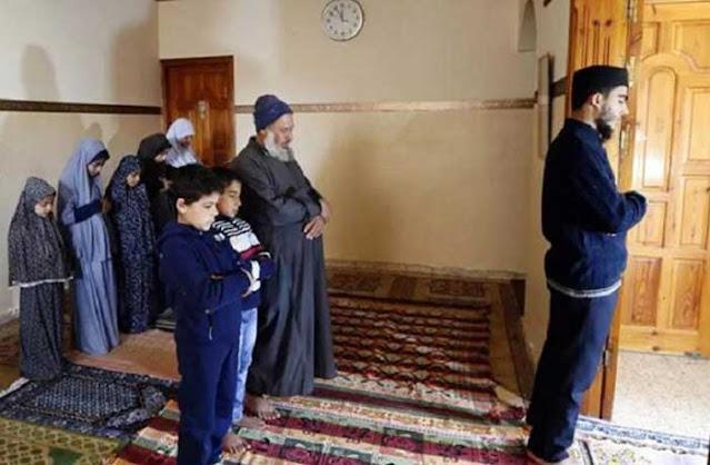 Tata Cara Sholat Idul Fitri di Rumah Lengkap dengan Bacaannya