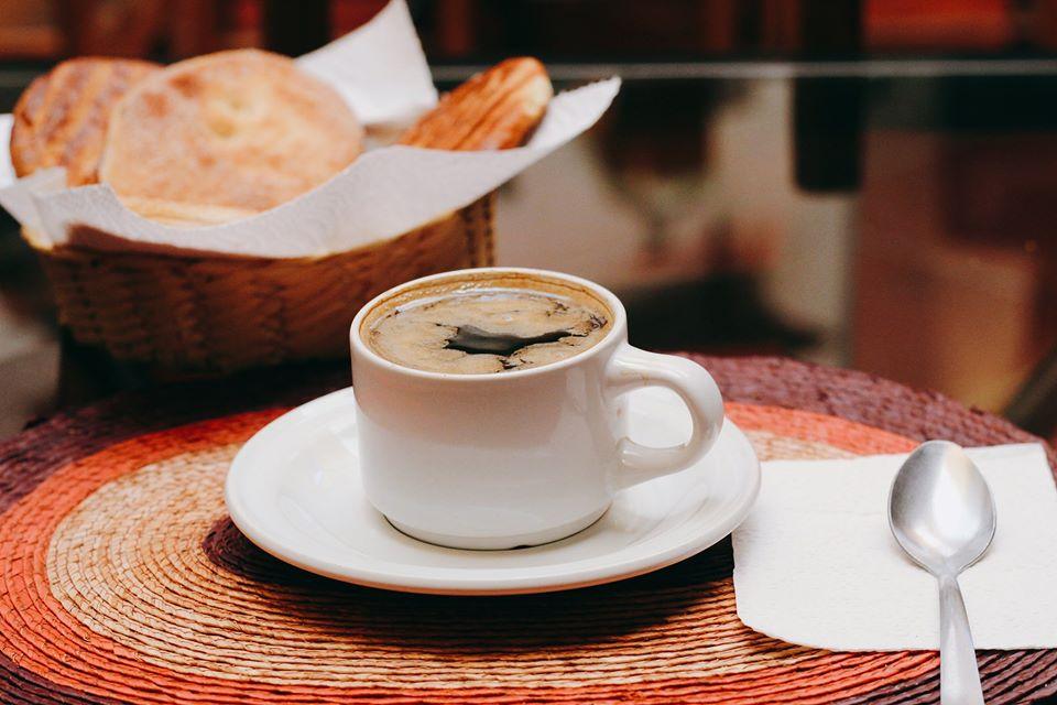 La leyenda del café