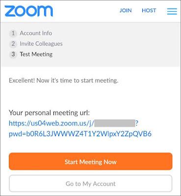 Cara Membuat Akun Zoom - 7