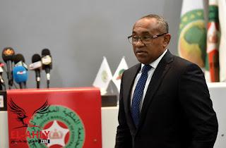 الفيفا تجمد نشاط رئيس الإتحاد الإفريقي لكرة القدم الملغاشي المغربي أحمد أحمد