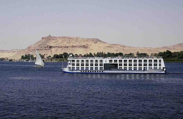 Miss Egypt Crucero por El Nilo