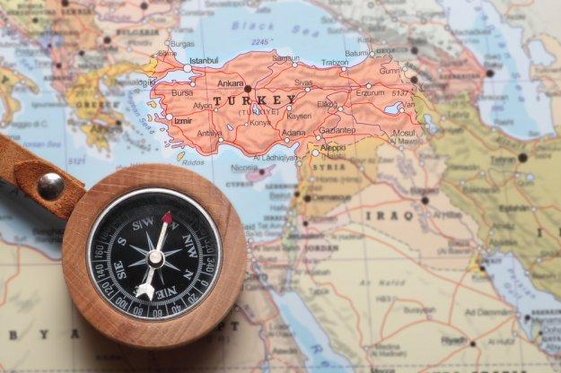 Γιατί η γειτονική Τουρκία έχει τεράστια γεωστρατηγική αξία