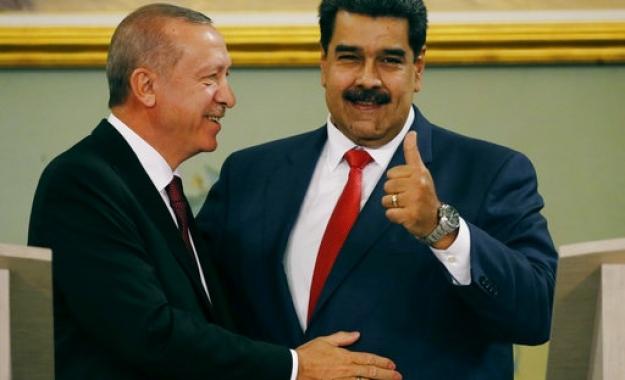 Θα γίνει η Τουρκία η επόμενη Βενεζουέλα;