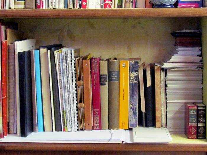 libri carte e cartoncini