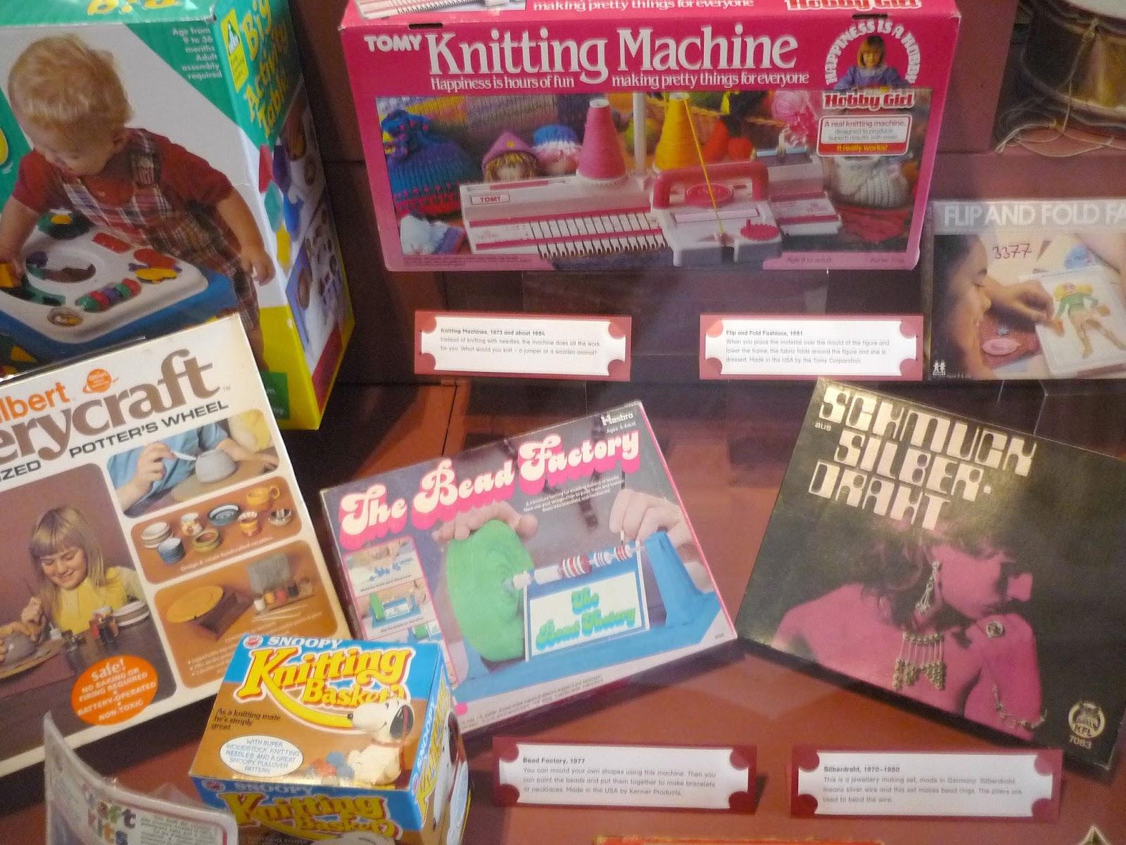 Knitting Nancy Machine : Fizzi jayne makes