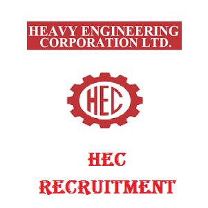 हैवी इंजीनियरिंग कॉर्पोरेशन लिमिटेड भर्ती 2019 में 126 पदों पर भर्तिया शेक्षणिक योग्यता 10th पास ..अधिक जानकरी आफीसिअल नोटीफिकेसन देखे !
