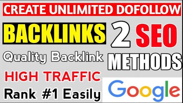 Backlink Kaise Banaye 2021 | How To Create Backlinks -  Create High Quality BACKLINKS