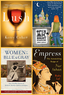 Nonfiction books about women
