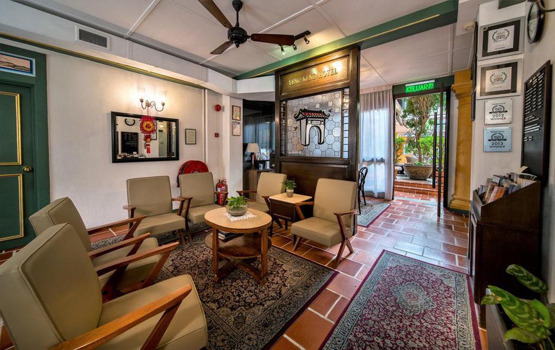 Yeng Keng Hotel di Pulau Pinang