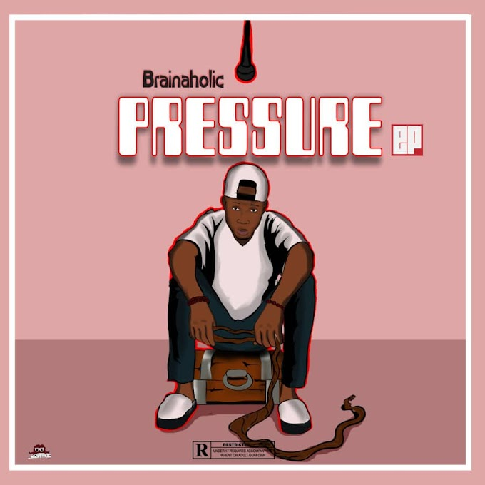 Brainaholic – Pressure (EP)