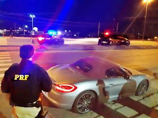 Operação em BRs começa flagrando 20 motoristas bêbados