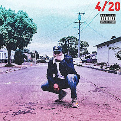 mp3, singer, songwriter, hip hop, rap, rapper, new music friday, white dave, 4/20, EP