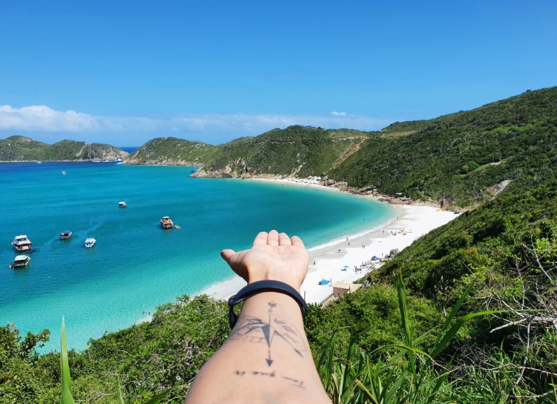 Arraial do Cabo dicas blog