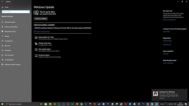 Pastikan juga OS Windows sudah dalam kondisi terbaik!