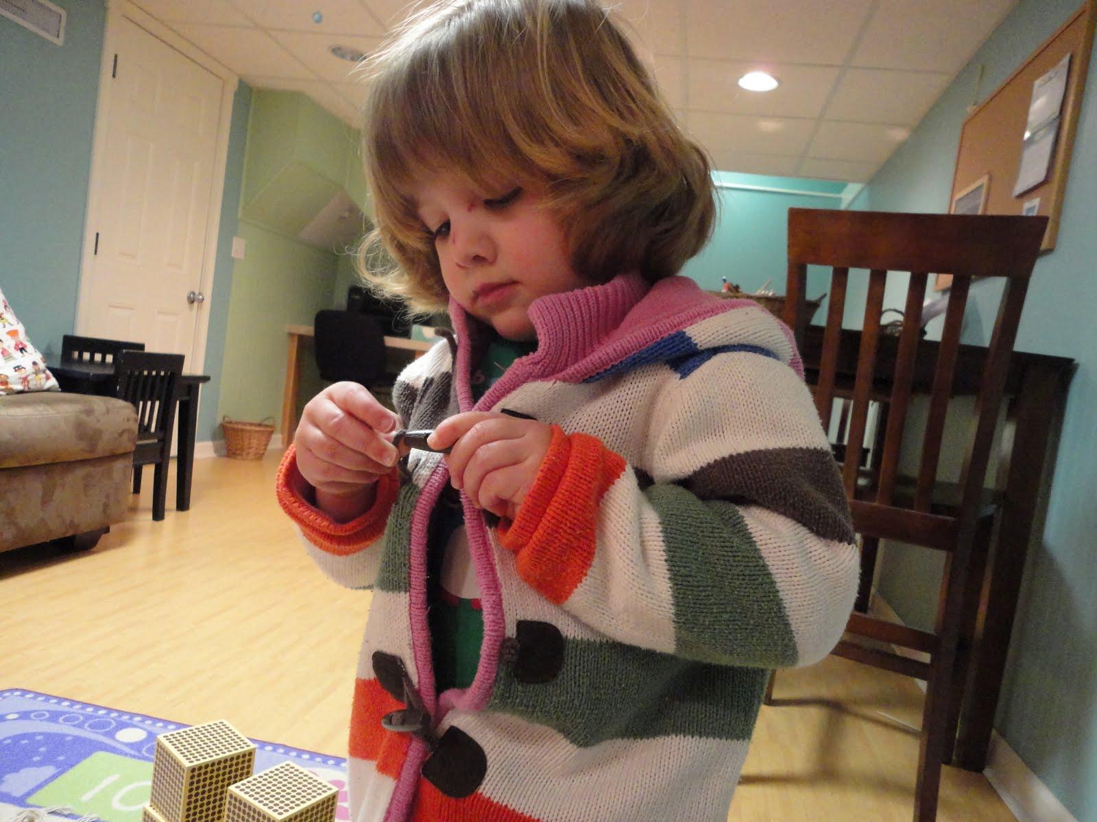 Kinder Garden: Kindergarten / Kindergarten Screening-Self Help