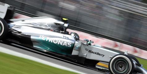 Rosberg Sebut Hamilton Pantas Menang