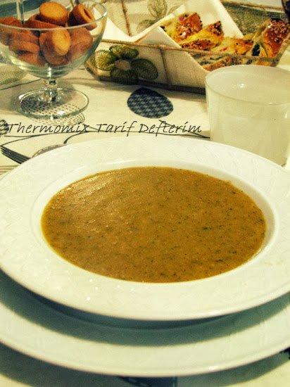 Thermomix ile Rustik Çorba: Karışık Bakliyat - Tahıl Çorbası