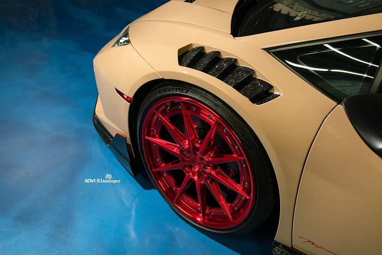 Lamborghini Huracan Performante độc đáo hơn nhờ hãng độ ADV.1