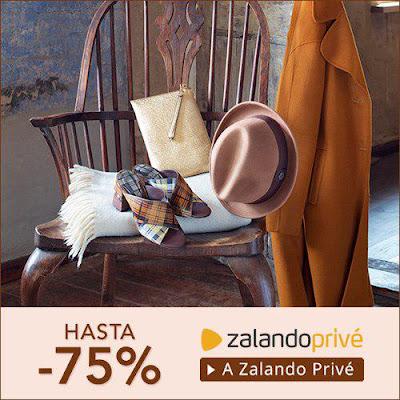 Descuentos de hasta el 75% en Zalando Prive