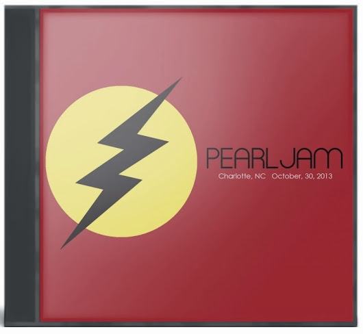 Pearl Jam - Charlotte 2013 [Bootleg Oficial]
