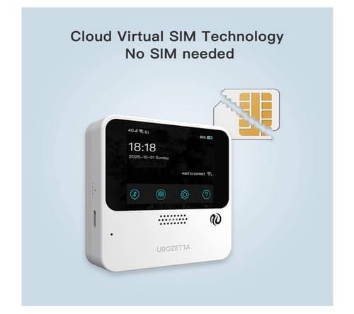Urozetta UZ-201 Cloud Mobile WiFi Hotspot Device