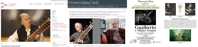 GUALBERTO TUTORES ROCK