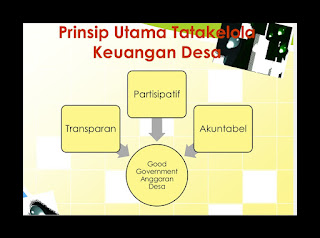 Pengelolaan Dana Desa : BPK Racik Formula Audit