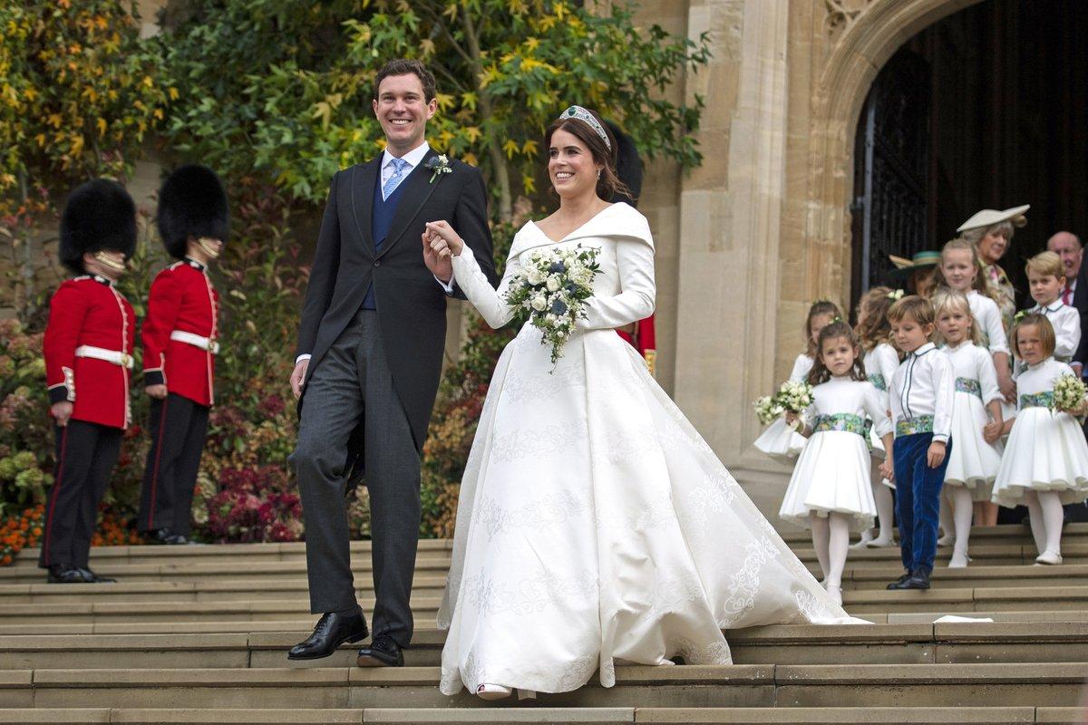A Happy 31st Birthday to Mrs Brooksbank - Princess Eugenie of York