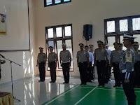 Kapolres Sorong Pimpin Sertijab Kasat Reskrim Dan Kapolsek Moraid