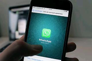 whatsapp profile name invisible