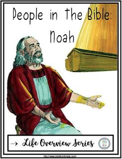 https://www.biblefunforkids.com/2020/01/noahs-life.html