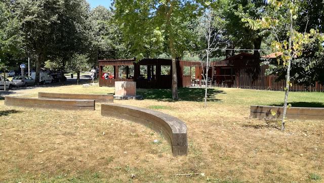 Alameda park - Restaurante - Snak Bar do Parque dasTaipas