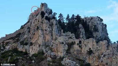 Επισκέφθηκαν τον Άγιο Ιλαρίωνα Κύπρου. Αυτό όμως που Φωτογράφησαν ΤΟΥΣ ΕΚΟΨΕ ΤΑ ΗΠΑΤΑ !!!