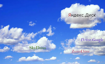 Search engines battle clouds
