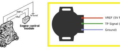 Throttle Position Sensor (TPS) : Fungsi dan Cara Kerja TPS Sensor Mobil EFI serta Gejala Kerusakannya